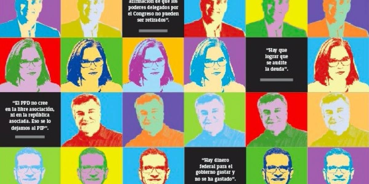 5 candidatos se juegan todo por su futuro político