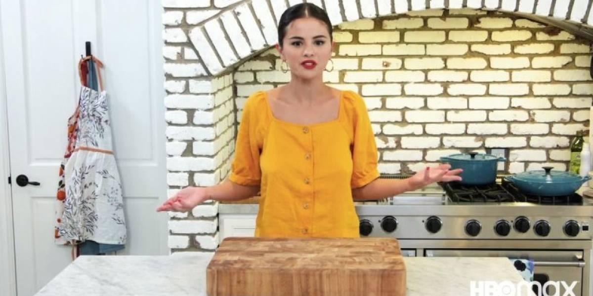 'Selena + Chef': HBO divulga primeiro trailer de série com Selena Gomez