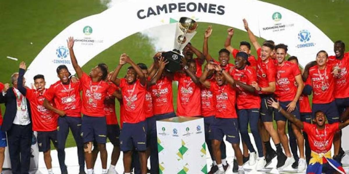 ¡ES OFICIAL! Ecuador, anfitrión del Sudamericano Sub-17 en el 2021