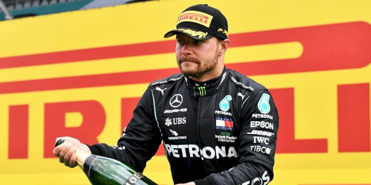 Verstappen se impone a los Mercedes el GP 70 aniversario