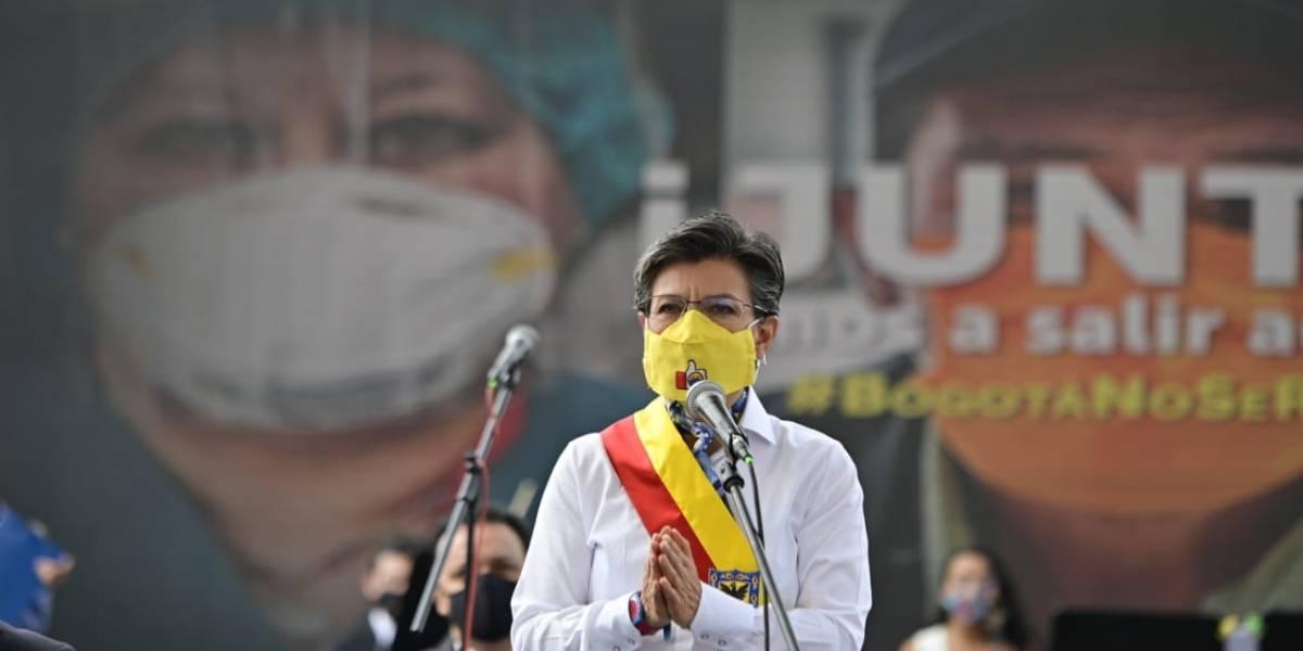 Claudia López: Presidencia y Centro Democrático amenazan la libertad de expresión