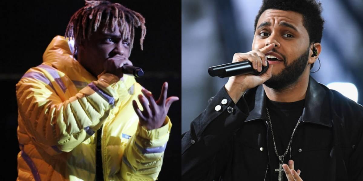 'Smile': The Weeknd lança música com o rapper Juice WRLD