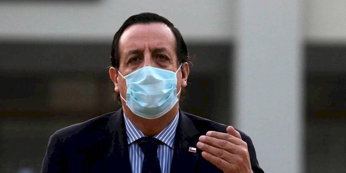 """Víctor Pérez respalda a ex titular del Minsal ante acusación constitucional: """"El ministro Mañalich salvó vidas"""""""