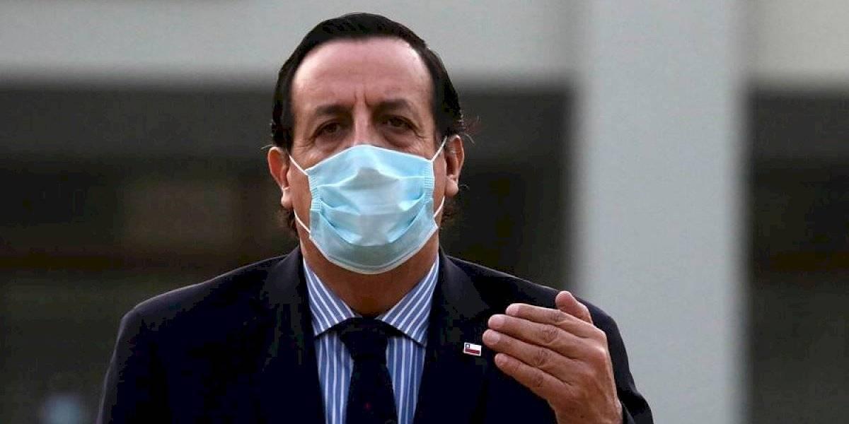 "Ministro Pérez: ""Es incomprensible que un asesino que cometió dos crímenes esté en libertad"""