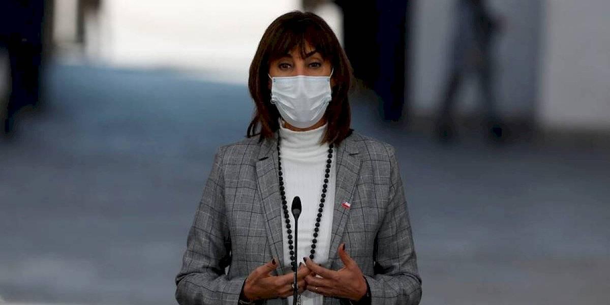 """Ministra Zalaquett por caso Ámbar: """"Espero que este criminal pague con las penas máximas"""""""