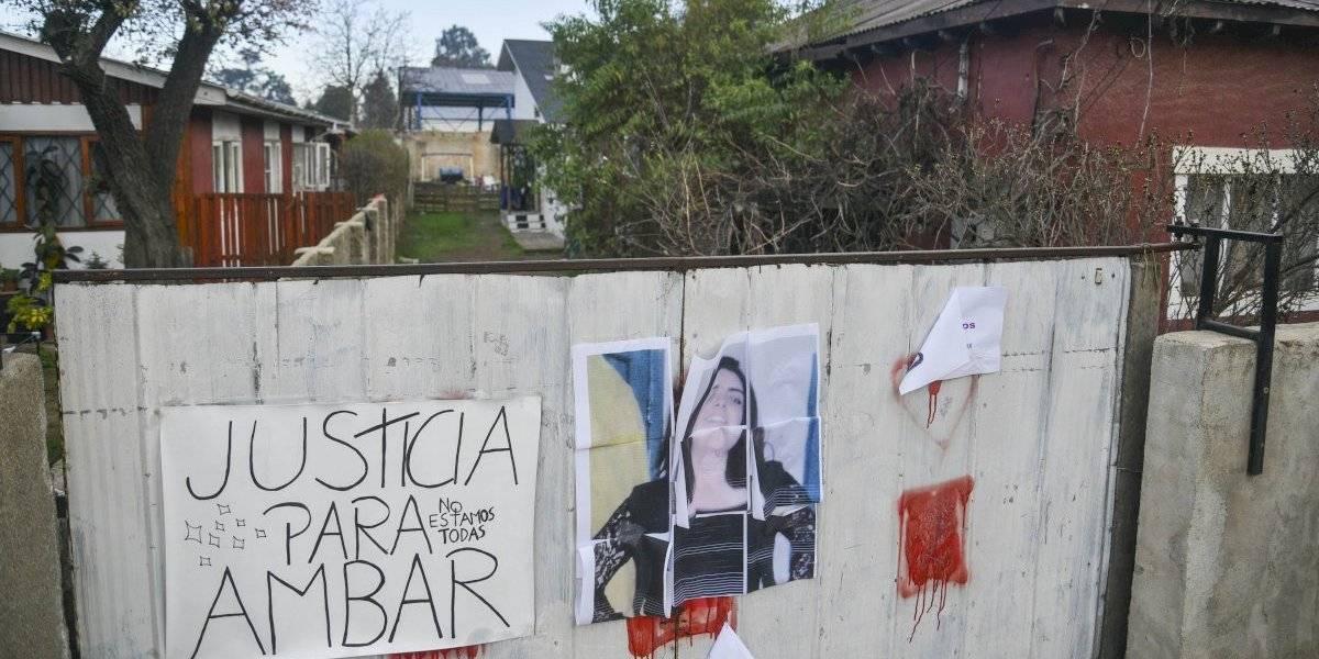 """""""Tortura china"""", """"armas eléctricas"""" y """"cloroformo"""": el impactante historial de búsqueda de Hugo Bustamante previo al femicidio de Ámbar"""