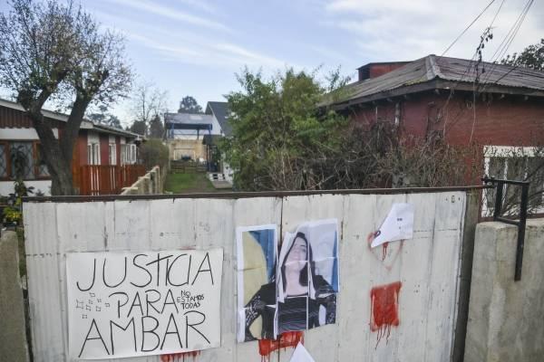 Mamá de Ámbar queda en prisión preventiva por la responsabilidad en el asesinato de su hija