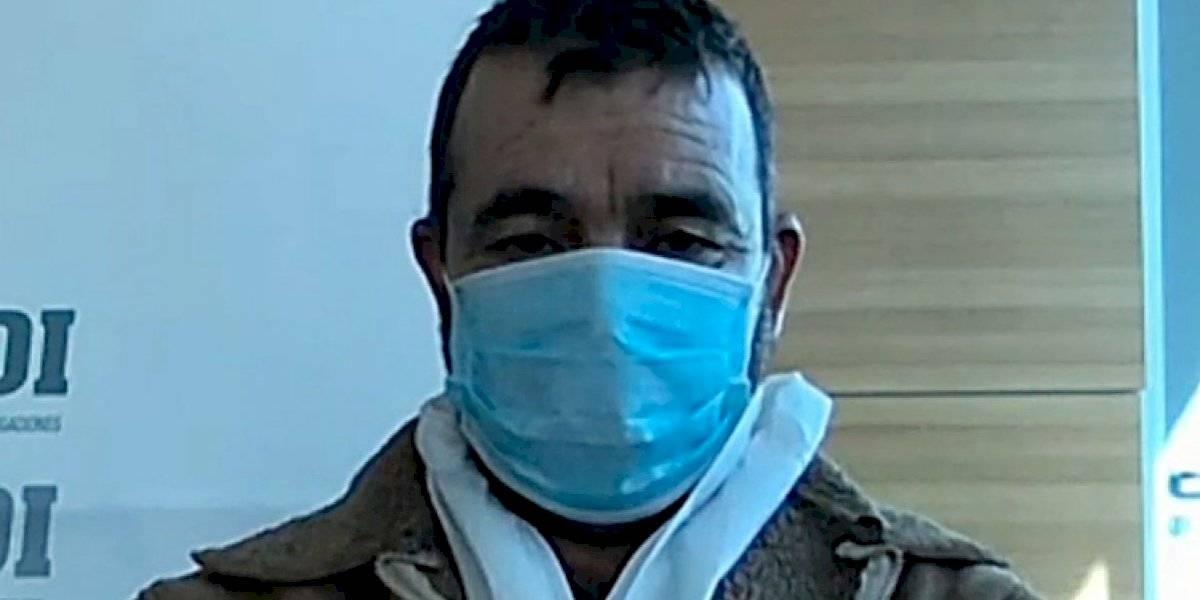 """Jefe Nacional de Homicidios de la PDI por Hugo Bustamante: """"Va perfeccionando la técnica para poder ocultar el cuerpo"""""""