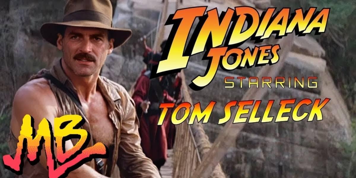 ¿Tom Selleck como Indiana Jones? Tenemos nuevo Flashback en Mundo Bizarro
