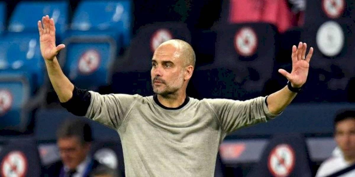 """Guardiola: """"Eliminar al Madrid nos dice que podemos ganar la Champions"""""""