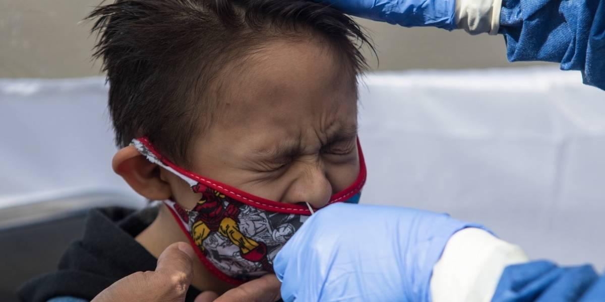 'Esta pandemia no afecta a los niños', dice AMLO, pese a 98 defunciones