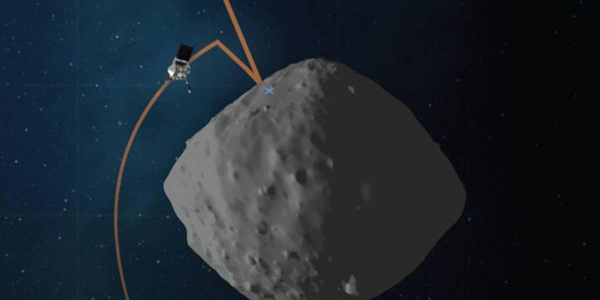 Se terminó la cuenta regresiva: con transmisión en vivo este martes, la NASA ejecuta la misión OSIRIS REx sobre el asteroide Bennu