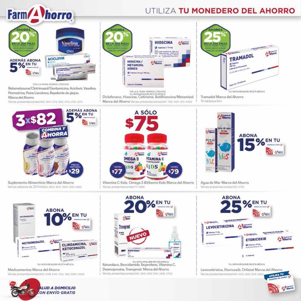 Catálogo Farmacias del Ahorro Agosto de 2020, página 14