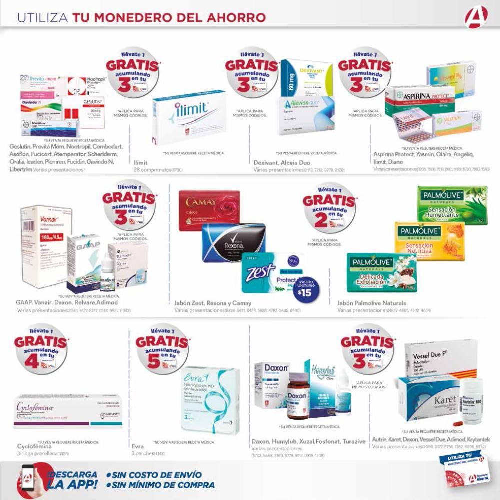 Catálogo Farmacias del Ahorro Agosto de 2020, página 15
