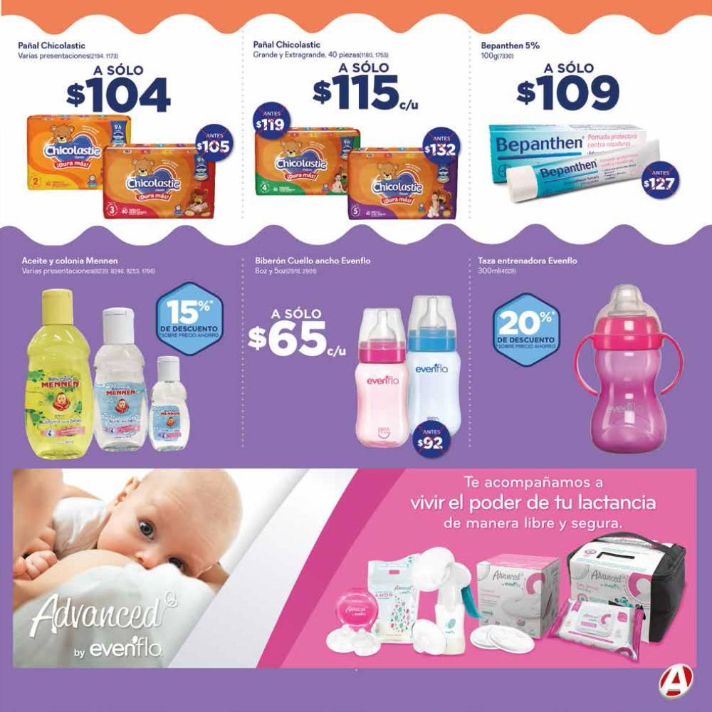 Catálogo Farmacias del Ahorro Agosto de 2020, página 21