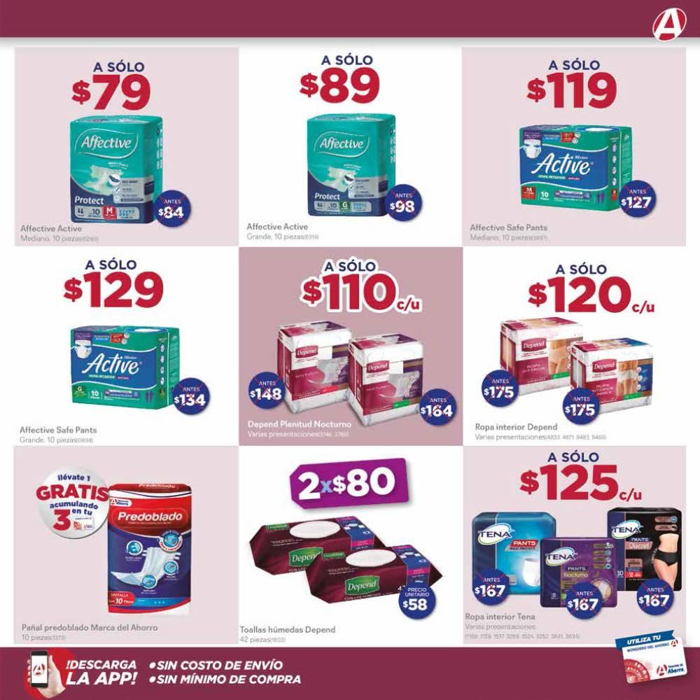 Catálogo Farmacias del Ahorro Agosto de 2020, página 23