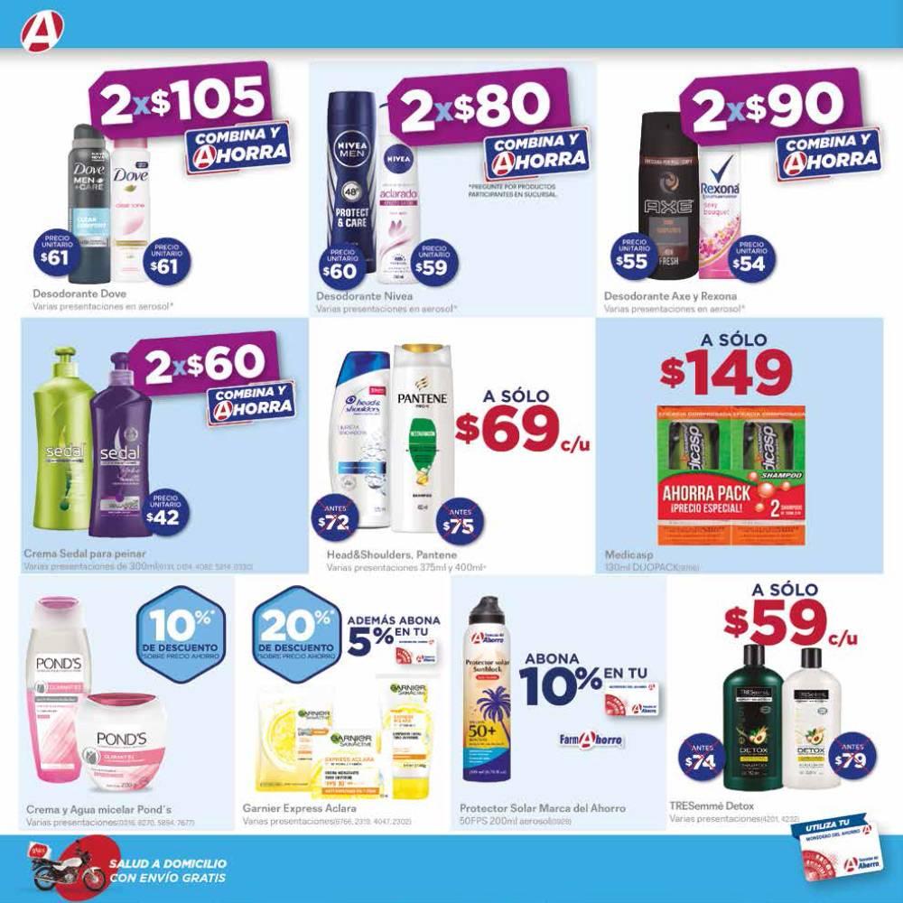 Catálogo Farmacias del Ahorro Agosto de 2020, página 26