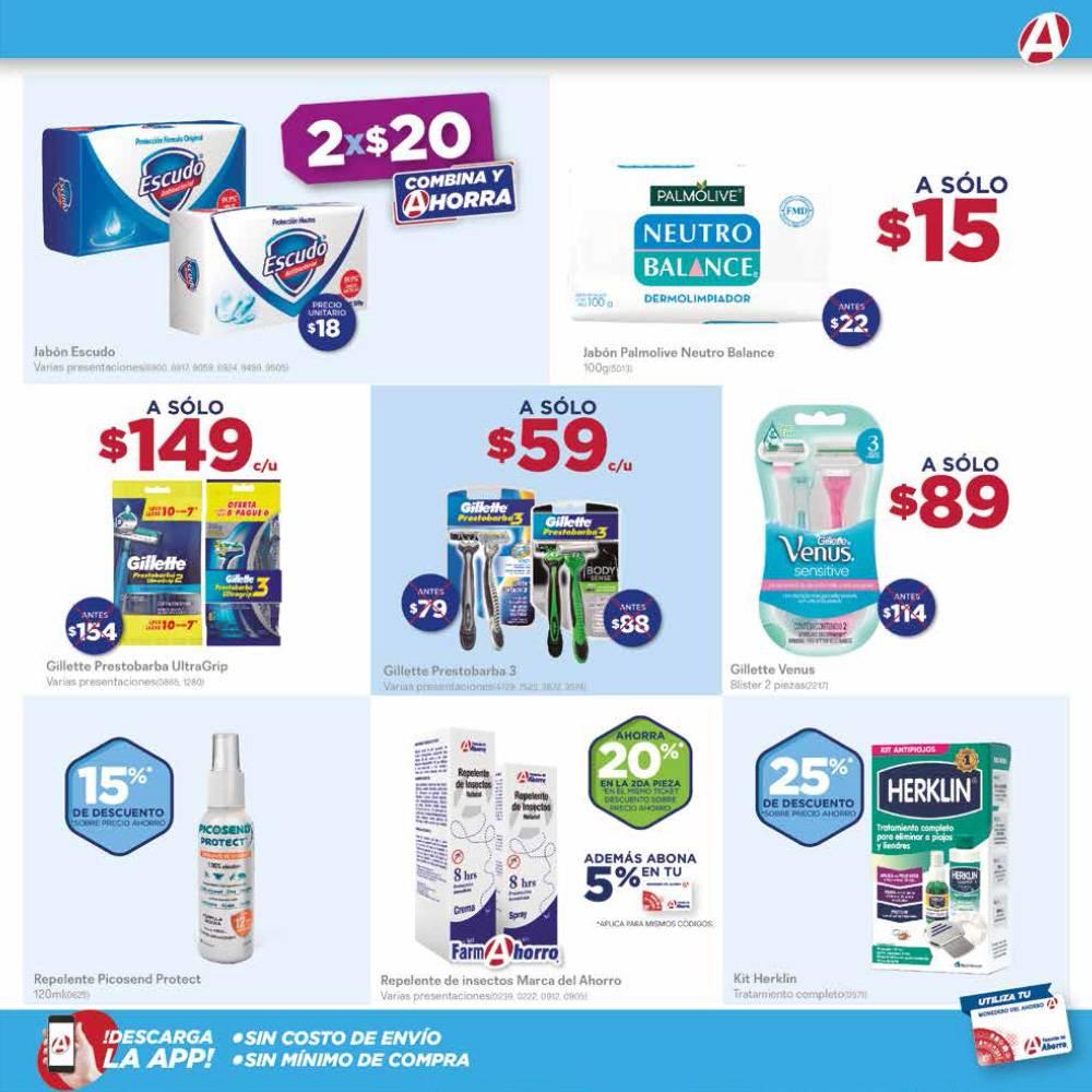 Catálogo Farmacias del Ahorro Agosto de 2020, página 27