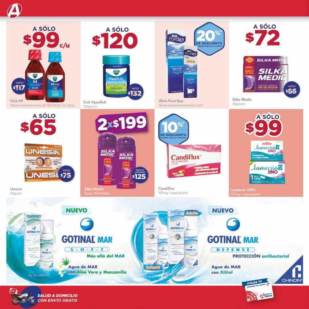 Catálogo Farmacias del Ahorro Agosto de 2020, página 28