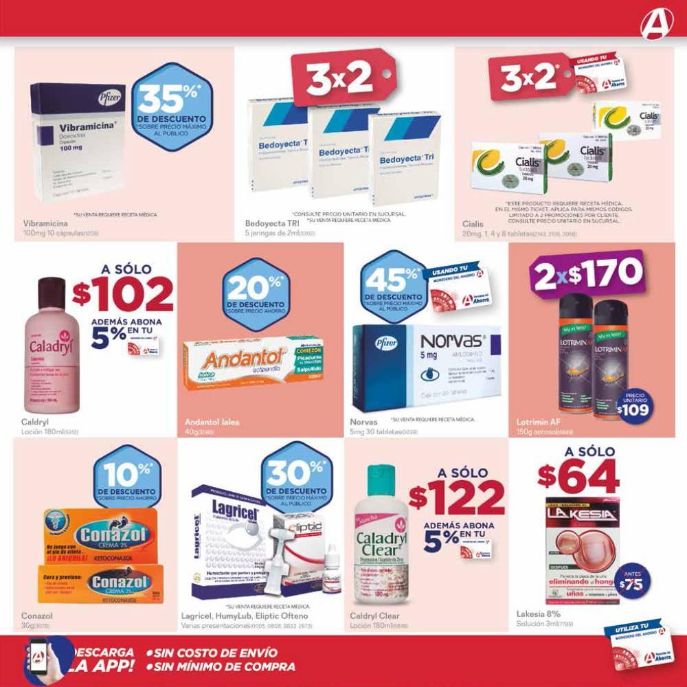 Catálogo Farmacias del Ahorro Agosto de 2020, página 29