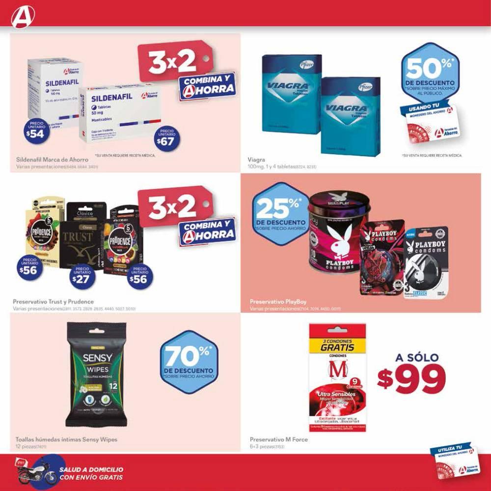 Catálogo Farmacias del Ahorro Agosto de 2020, página 30