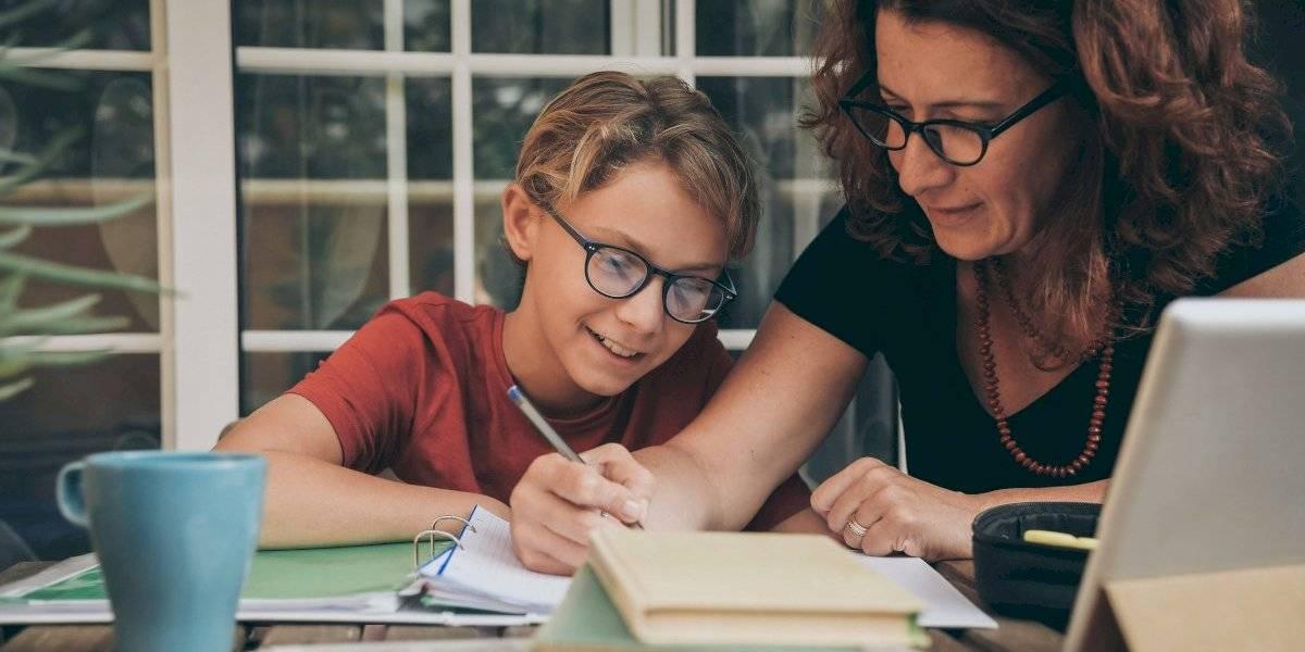 Para las clases en casa, cuenta con las mejores herramientas