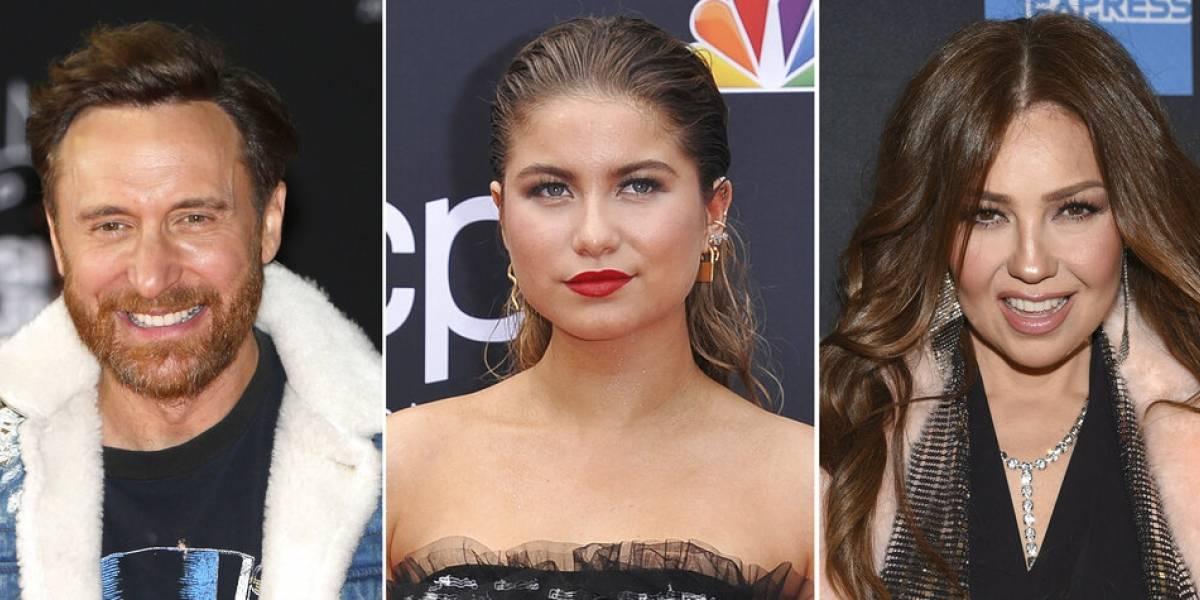 ¿Qué es Human (X)? Thalía, David Guetta y Sofía Reyes sorprenden