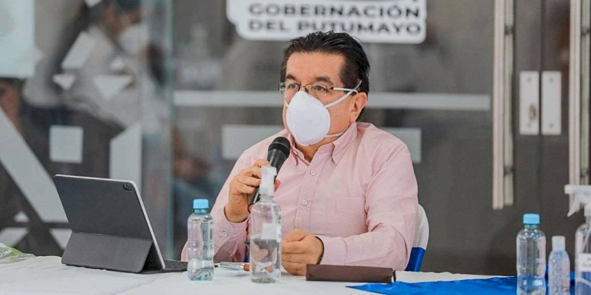 Ministro Fernando Ruiz entrega reporte crítico de contagios en Bogotá