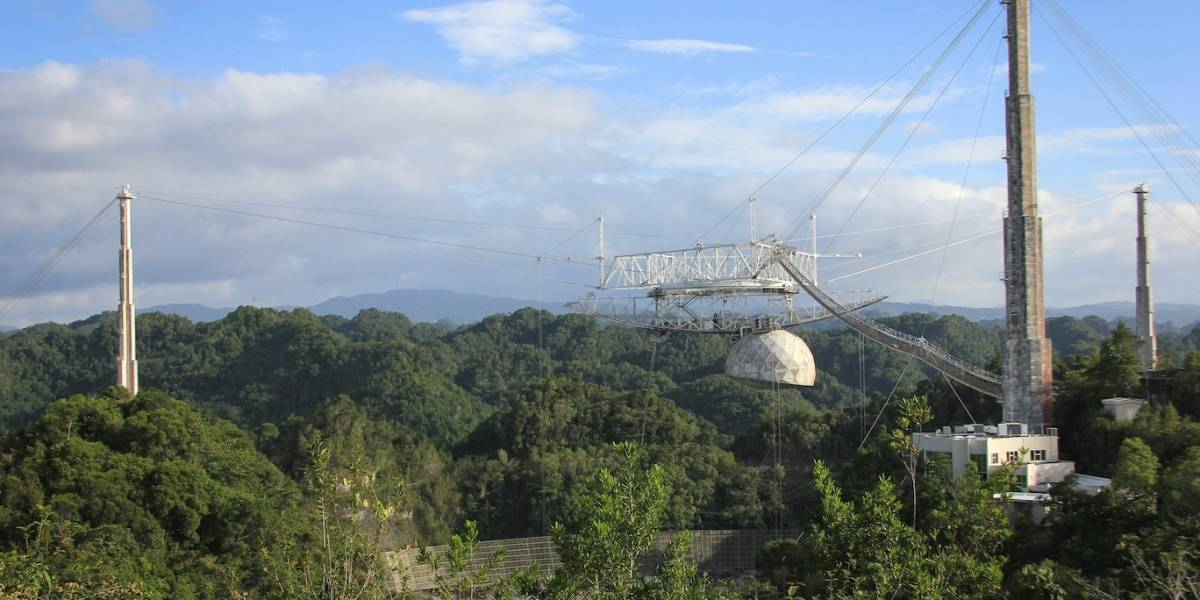 Observatorio de Arecibo regresa de cierre a rastrear asteroides para la NASA