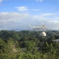 Reconstrucción del Observatorio de Arecibo costaría cerca de $400 millones