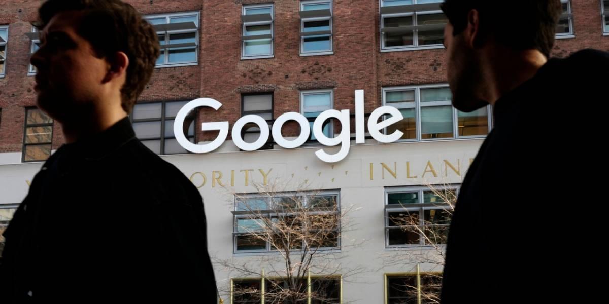 La huella de carbón de Google ahora es cero
