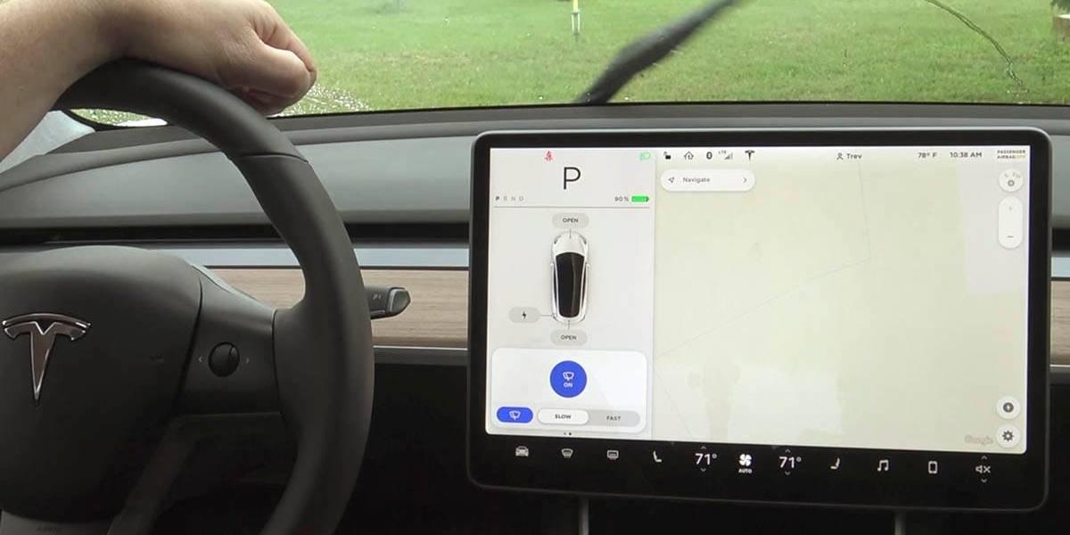 ¿Por qué un juez alemán declaró ilegales los limpiaparabrisas del Tesla Model 3?