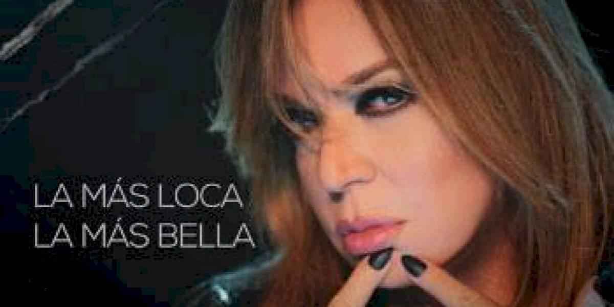 """Ednita Nazario estrena su canción """"La más loca, la más bella"""""""