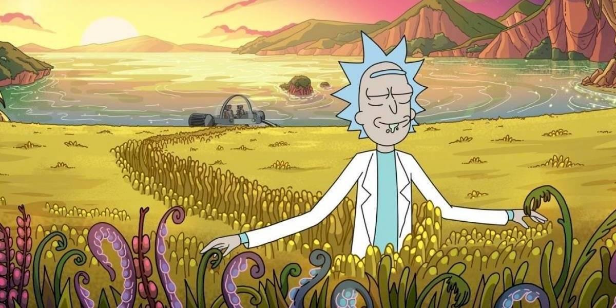 Creador de Rick and Morty no descarta un crossover con Bojack Horseman
