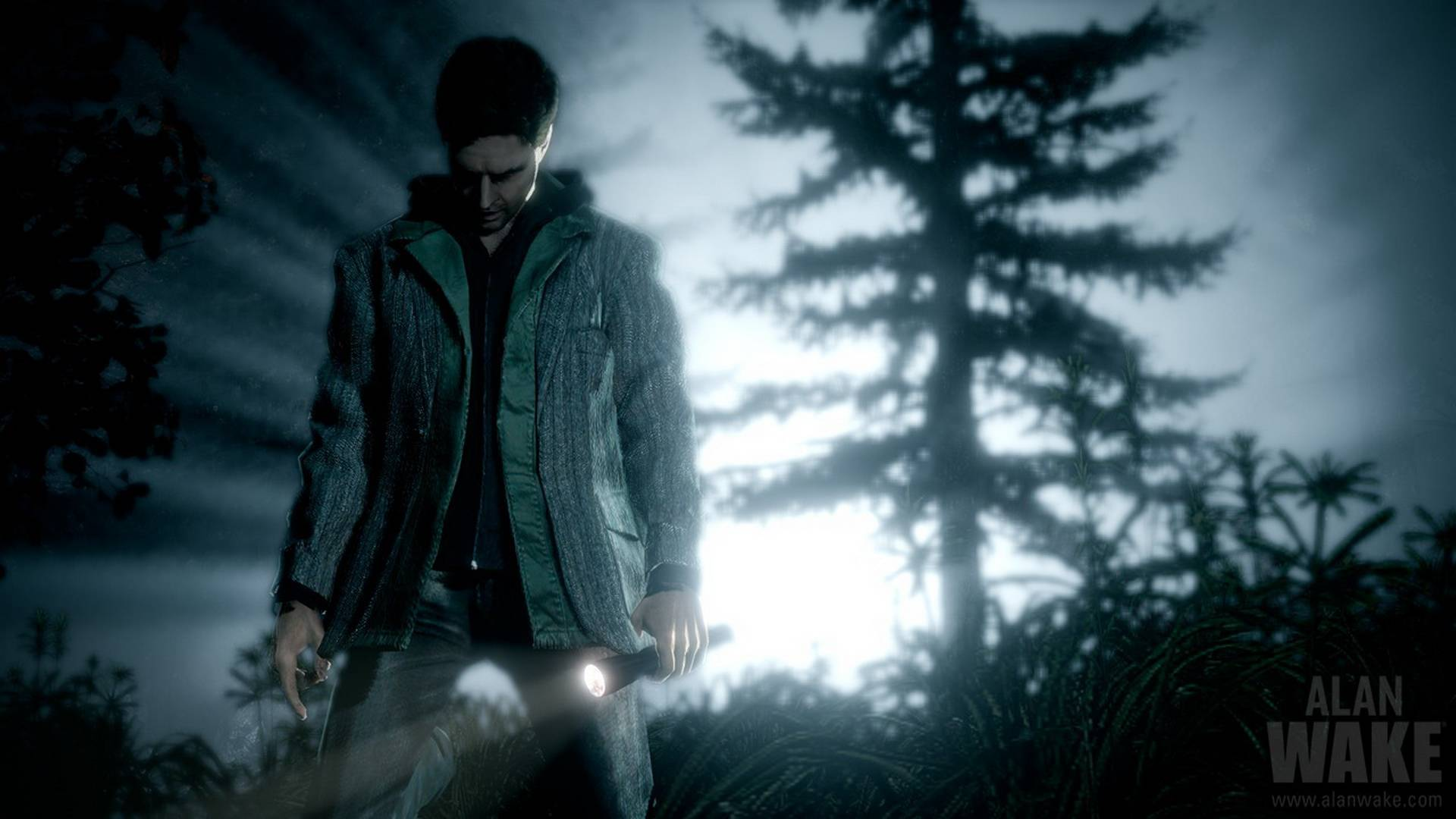 Remedy Control Alan Wake
