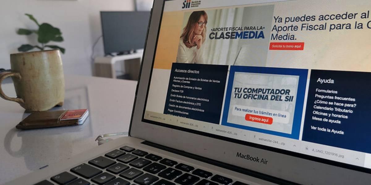 SII fijó nuevas soluciones para que más personas accedan al Bono Clase Media
