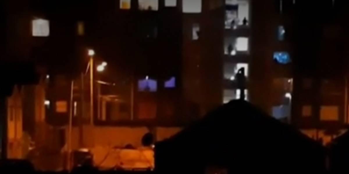 Desconocidos atacan departamento donde vive la madre de Ámbar Cornejo en Limache