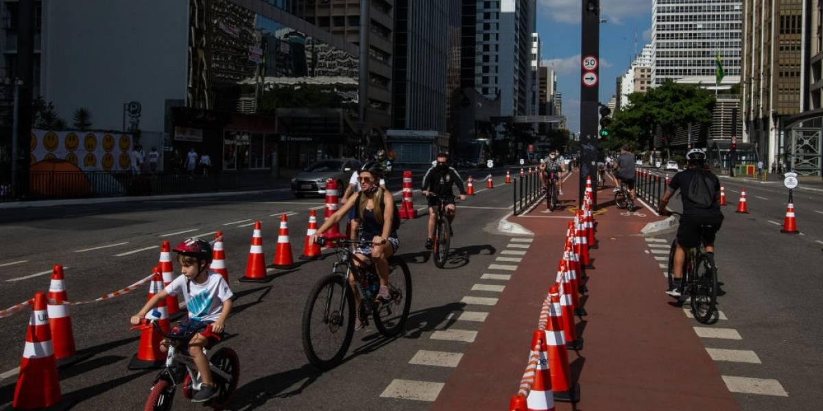 Feriado em São Paulo: parques e serviços fechados, rodízio liberado e ciclofaixa ativa