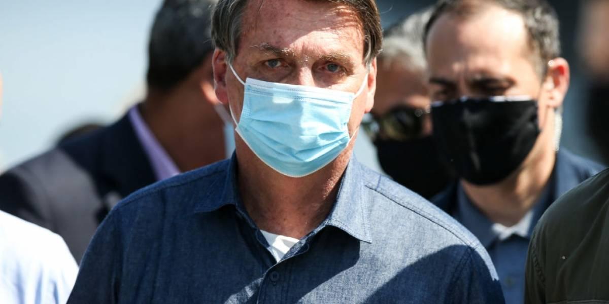 Bolsonaro promete auxílio emergencial até dezembro: 'só não sei o valor'
