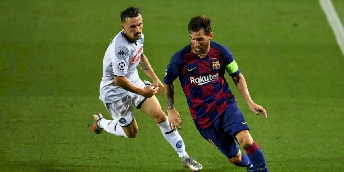 Padre de Lionel Messi confirma el vuelco y reconoce que podría seguir en el Barcelona