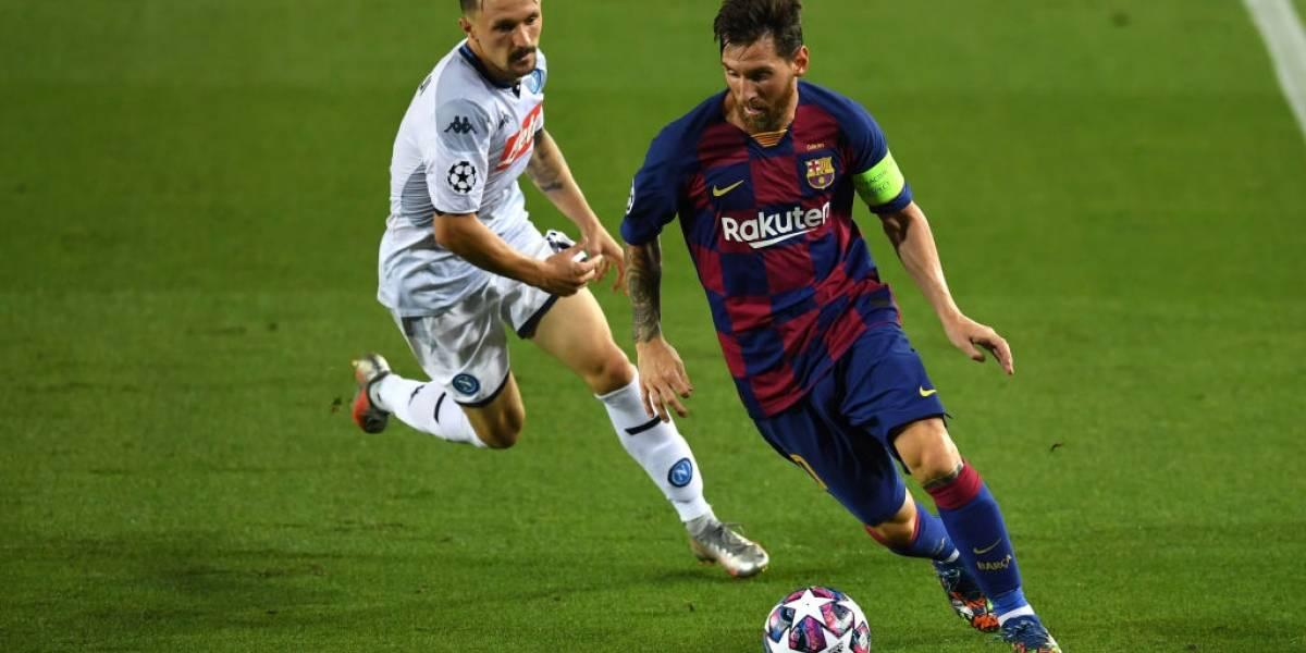 Barcelona se mete en cuartos de la Champions y Arturo Vidal se topará con un viejo conocido