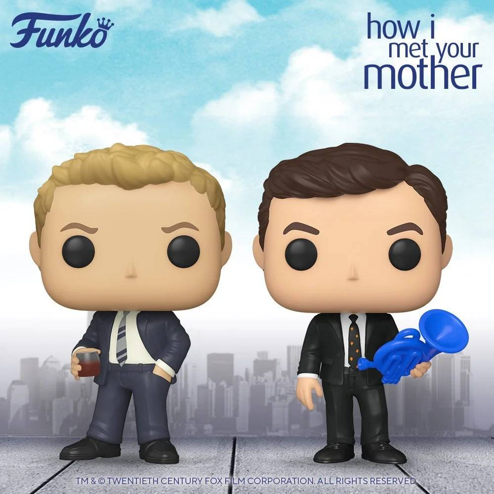 How I Met Your Mother Funko Pop