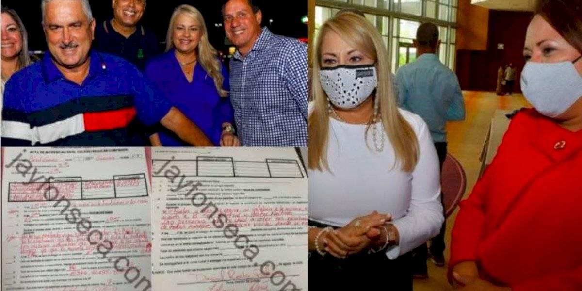 Wanda niega que compró voto de confinados a cambio de televisores y privilegios