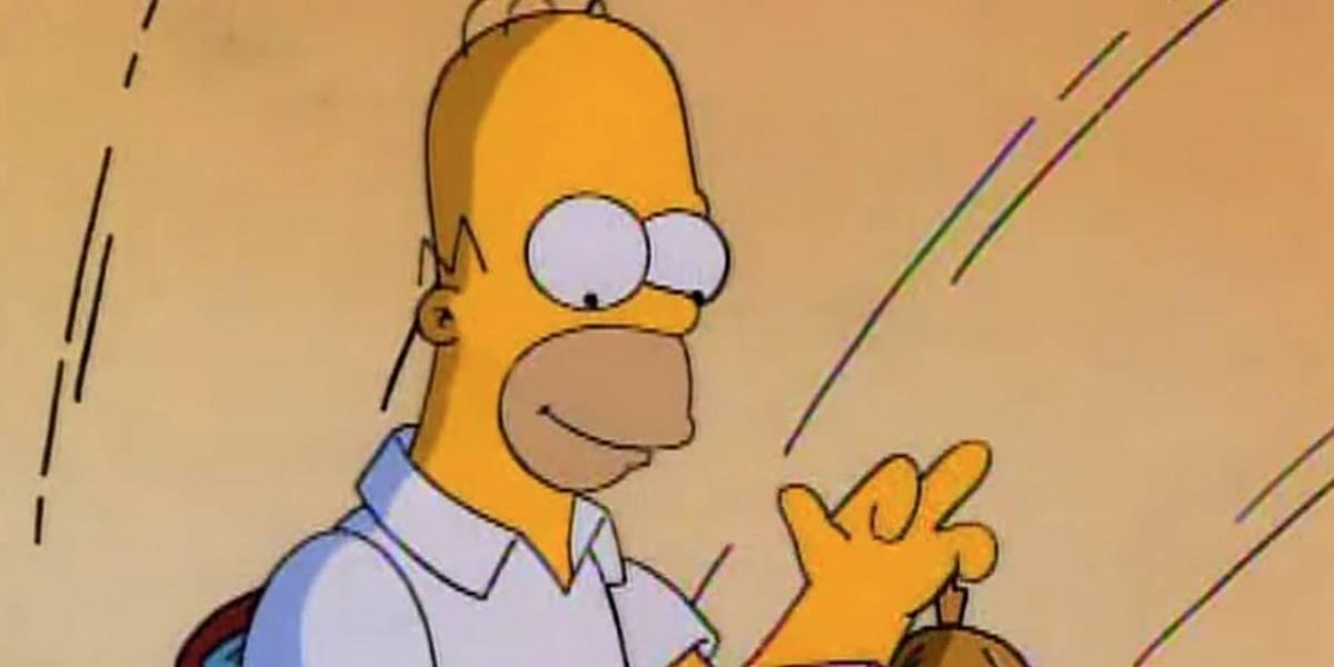 Los Simpson: el cameo más raro de Homero tiene una explicación