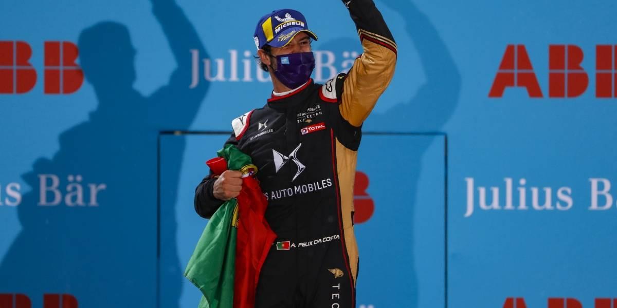 Da Costa y DS se coronan en la Fórmula E