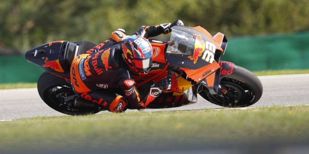 KTM logra su primer triunfo en el MotoGP de la mano de un sudafricano