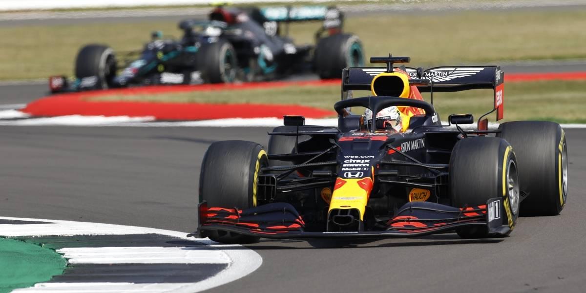 Verstappen logra cortar la racha de Mercedes con una estrategia magistral