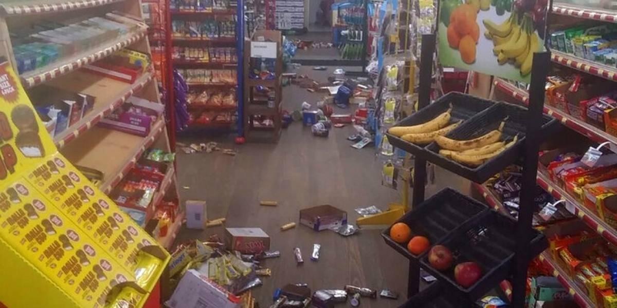 Alerta en EEUU: Carolina del Norte sufre el sismo más potente en los últimos 100 años