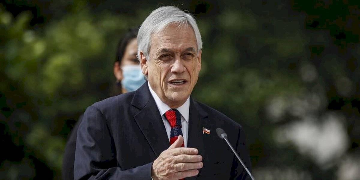 """Presidente Piñera por La Araucanía: """"Estamos abiertos al diálogo con todos los que quieran dialogar respetando el estado de derecho"""""""