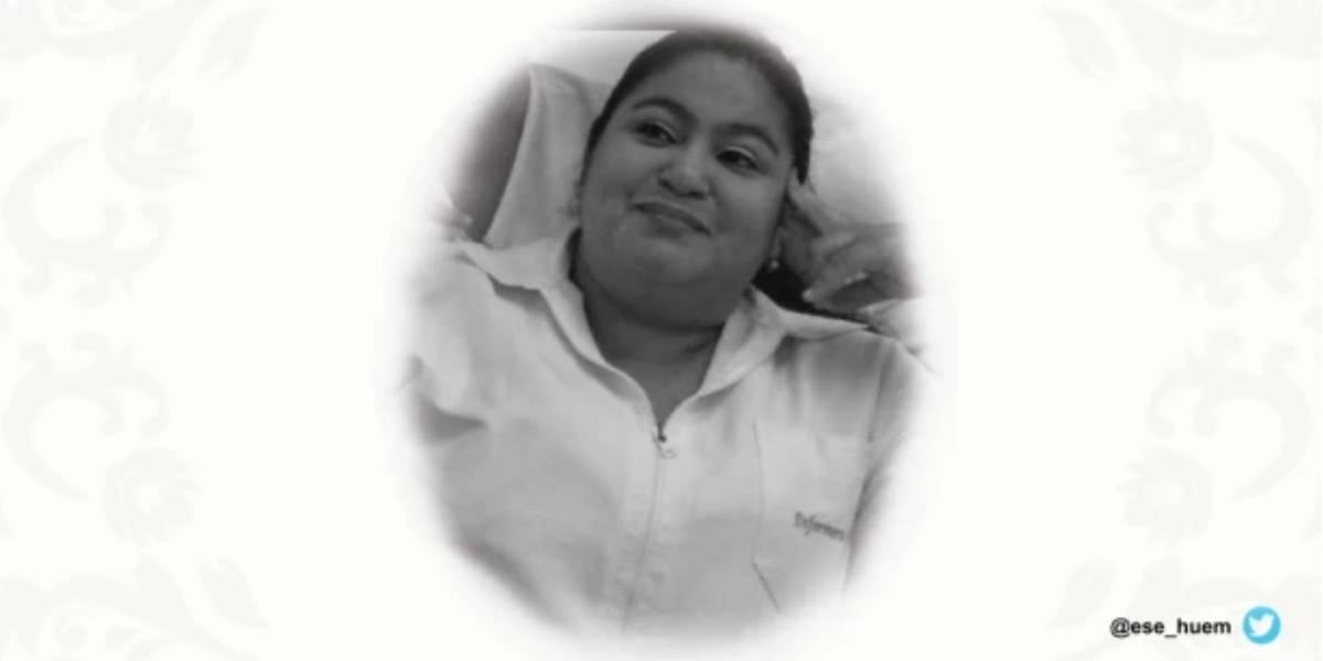 (Video) La emotiva despedida a enfermera que murió repentinamente por COVID-19 en Cúcuta